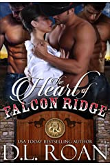 The Heart of Falcon Ridge (The McLendon Family Saga Book 1) Kindle Edition