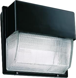 Lithonia Lighting TWH 250S TB LPI Wall-Mount Outdoor Light Fixture, Bronze