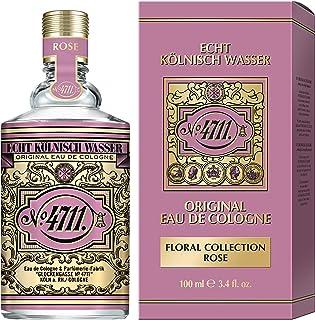 4711 Rose by 4711 Eau De Cologne Spray (Unisex) 3.4 oz / 100 ml (Men)