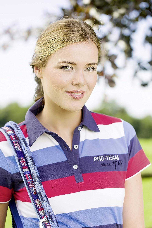 HKM Kinder Poloshirt -International Stripe Blause Blause Blause B01G5DG0OA  Elegante Form 5829c5