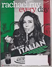 Rachael Ray Every Day October 2018 How To Live Like An Italian