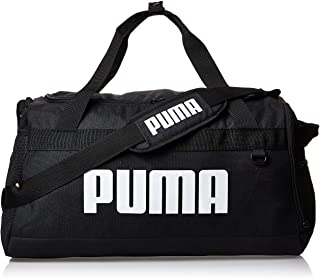 PUMA Womens Challenger Duffel Medium Gym Bag, Black - 07662101