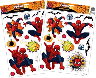 Marvel Spider-Man Window Clings Set