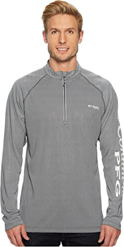 Columbia Solar Shade Zero 1/4 Zip Top