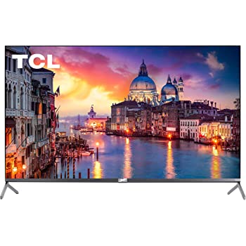 "TCL 65"" Class 6-Series 4K UHD QLED Dolby Vision HDR Roku Smart TV - 65R625"
