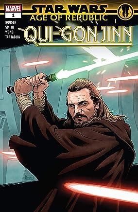 Star Wars: Age Of Republic - Qui-Gon Jin (2018) #1 (Star Wars: Age Of Republic (2018-2019)) (English Edition)
