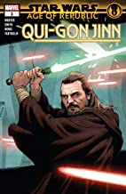 Star Wars: Age Of Republic - Qui-Gon Jin (2018) #1 (Star Wars: Age Of Republic (2018-2019))