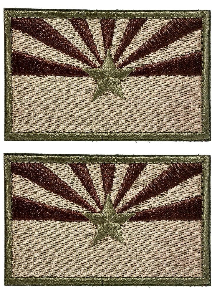 WZT Bundle 2 pieces Arizona Tactical Patch - Multitan patch