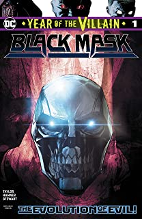 Black Mask: Year of the Villain (2019-) #1 (DC's Year of the Villain (2019-))