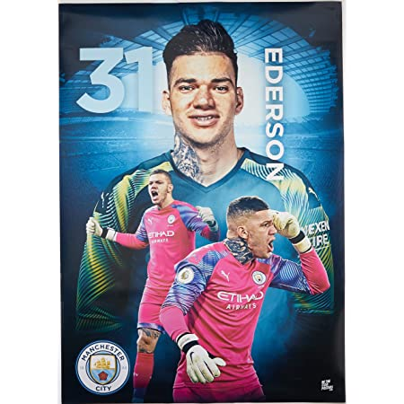 A4 HWC Trading Kyle Walker Manchester City Man City Gifts Printed Signed Autograph Picture for Fans and Supporters