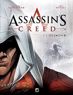 Assassin's Creed HQ: Desmond (Vol. 1)