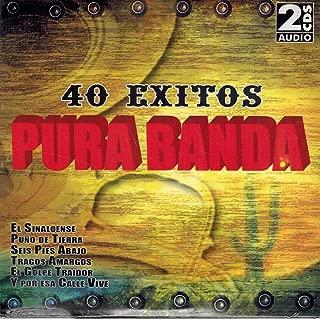 Varios Artistas (Pura Banda 40 Exitos 2CDs) Titanio-5717