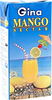 Gina Mango Nectar 33.80 fl.oz