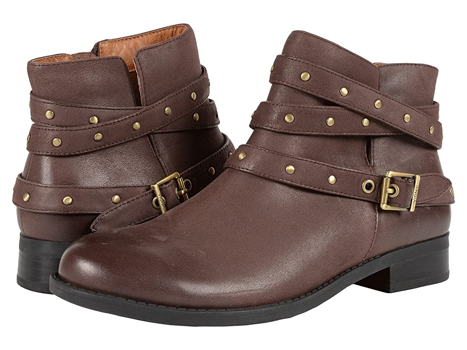 VIONIC Country Lona Ankle Boot (Java) Women