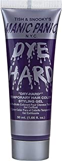 Manic Panic Dye-Hard Temporary Hair Color Styling Gel, Purple Haze