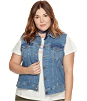 Levi's® Plus - Trucker Vest