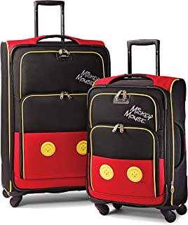 American Tourister Kids' 2 Pc (21/28), Mickey Mouse Pants