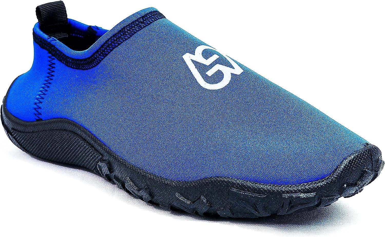 Aquagear Water Sports Shoes Quick-Dry Barefoot Yoga Swim Beach for Kids Boys Girls