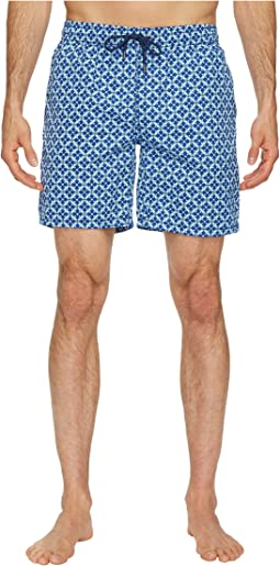 Mr. Swim - Mosaic Dale Swim Trunks