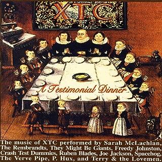 A Testimonial Dinner