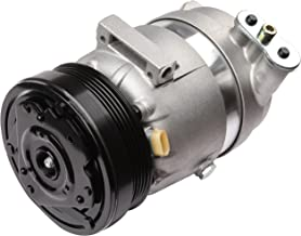 cciyu AC Compressor and A/C Clutches Set for Pontiac G3 2009-2010 Replacement fit for CO 22234C Auto Repair Compressors Assembly