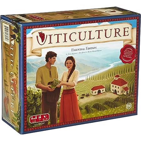 Viticulture エッセンシャルエディション ボードゲーム