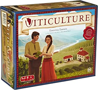 Stonemaier Games Viticulture Essential Edition Board Game
