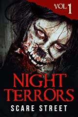 Night Terrors Vol. 1: Short Horror Stories Anthology Kindle Edition