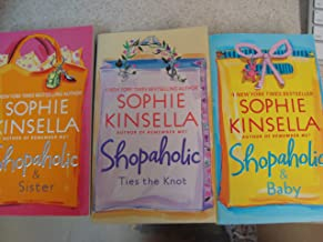 Shopaholic 3 Book Series (Shopaholic Series, Shopaholic & Baby, Shopaholic & Sister and Shopaholic Ties the Knot, Series o...