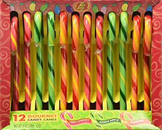 Jelly Belly Gourmet Candy Canes Pack of 12
