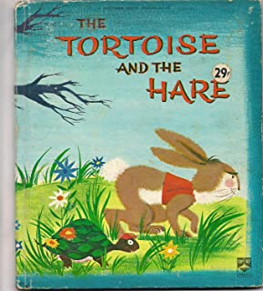 Top Top Tales Book-the Tortoise and the Hare-Aesop's Fable