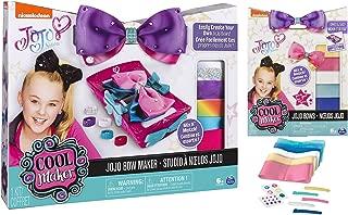 Cool maker Jojo Siwa Bow Maker plus 1 Refill Kit Toy's R Us Exclusive