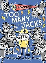 Too Many Jacks (A Jack Book): 6