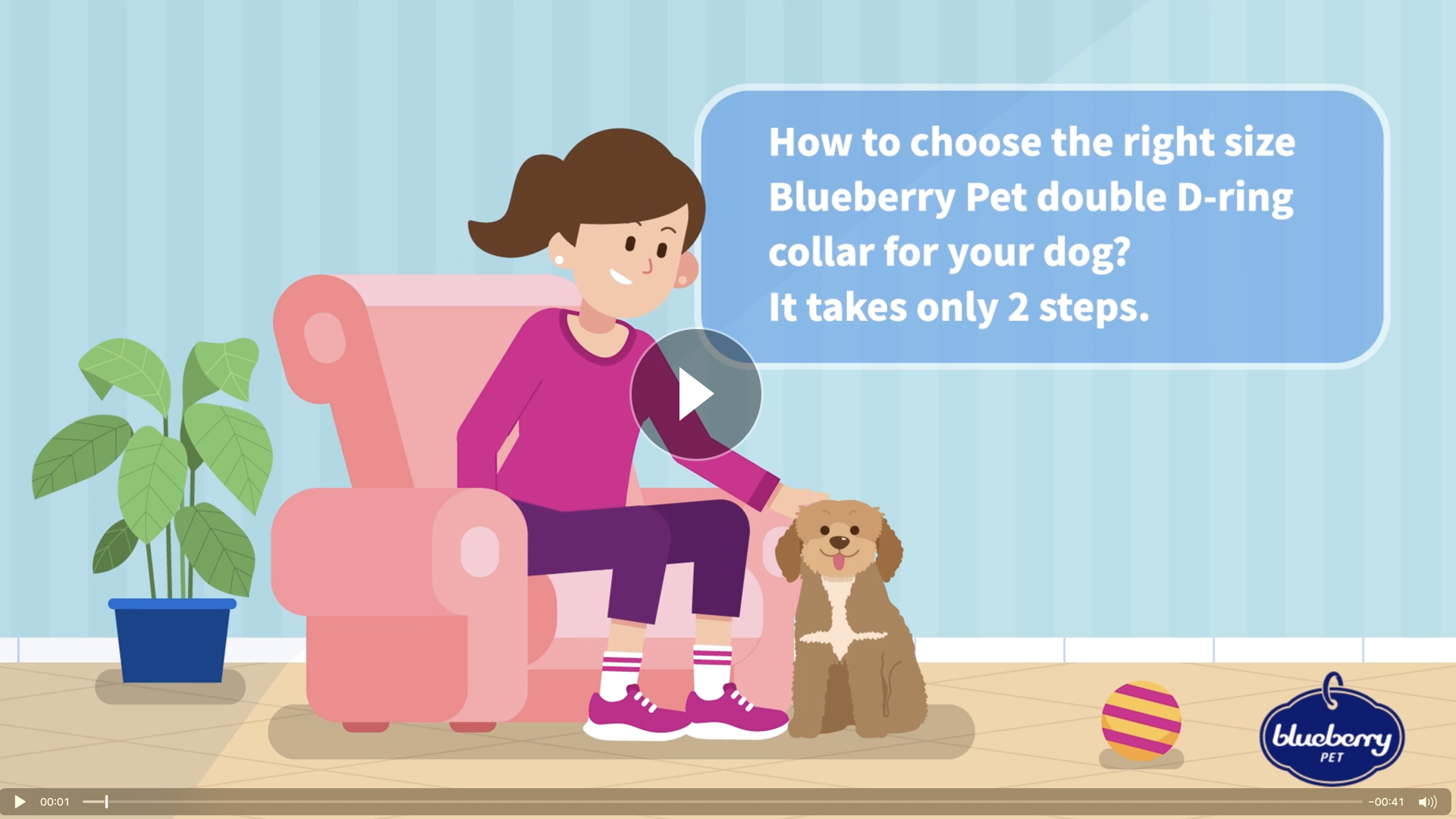 Blueberry Pet 10+ Colors Safe & Comfy Multi-Colored Stripe Dog Collars, 3M Reflective Options Available