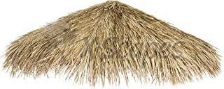 Forever Bamboo Mexican Palm Thatch Umbrealla Cover, 7ft D