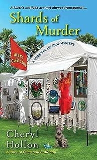 Shards of Murder (A Webb's Glass Shop Mystery Book 2)