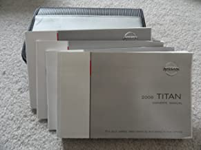 2006 Nissan Titan Owners Manual