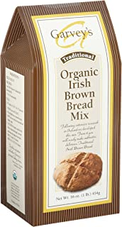 Garvey's Traditional Organic Irish Brown Bread Mix,16 oz