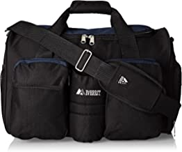 Everest Gym Bag with Wet Pocket, Navy