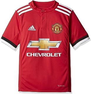 MUFC H JSY Y - Camiseta 1ª Equipación Manchester United 2017-2018 Niños
