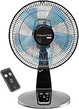 Rowenta VU2660 Turbo Silence Fan, Table Fan, Portable Fan, 5 Speed Fan with Remote Control