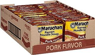 Best pork cup of noodles Reviews