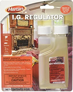 Control Solutions Inc - 82005202 - Martin's I. G. Regulator - Insect Growth Regulator Concentrate - 4oz