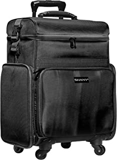 SHANY Cosmetics Shany soft rolling makeup trolley case - mul