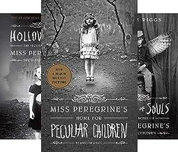Miss Peregrine's Peculiar Children (3 Book Series)