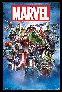 Trends International Marvel Comics - Group Shot Wall Poster, 22.375