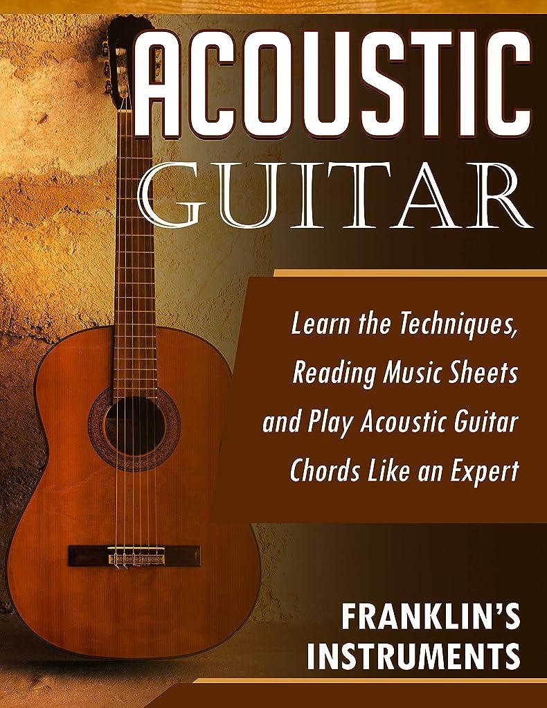 大きなスケールで見るとウィンク設計Acoustic Guitar: Learn the Techniques, Reading Music Sheets and Play Acoustic Guitar Chords Like an Expert (English Edition)