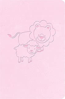CSB Baby's New Testament with Psalms, Pink LeatherTouch