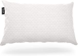 Cosy House Collection Luxury Bamboo Shredded Memory Foam Pillow - Adjustable Fill - Cool & Breathable Removable Hypoallerg...