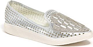 Lady Couture Women's Fashion Sneaker with Stones, Fever